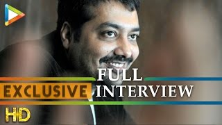 Anurag Kashyap Exclusive On Ugly | Bombay Velvet | Kalki | Marriage | Happy New Year