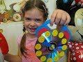 Поделки - Как сделать часы будильник из CD диска своими руками. Изучаем время. Простые поделки с детьми.