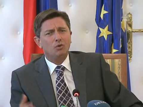 Borut Pahor: So what?!