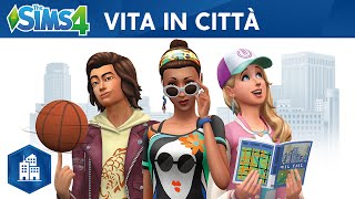 The Sims 4 Vita in Città: trailer ufficiale