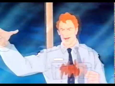 Робокоп 1988 мультфильм