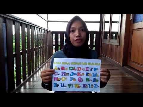 Video Fonetik Bahasa Indonesia
