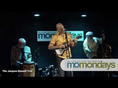 20180730 momondays Toronto - The Jacques Russell Trio