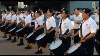 Banda de Guerra del Instituto Superior de Seguridad Pública del Estado