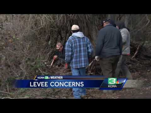 San Joaquin residents worry about levees as new storms move in