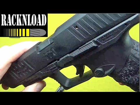 UK Legal Walther PPQ M2 .22lr **FULL REVIEW** by RACKNLOAD