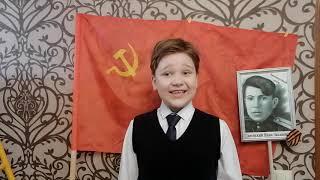 Максим Наумов, 7 лет.