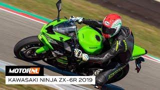 Kawasaki Ninja ZX-6R 2019 - test