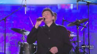 k d lang beautifully combined live on good morning america