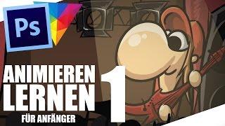 Animieren lernen - Folge 1 (deutsch/ german | Tutorial)