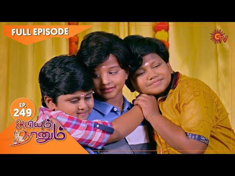 Abiyum Naanum - Ep 249   19 Aug 2021   Sun TV Serial   Tamil Serial