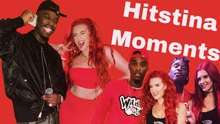 Best of Justina Valentine x Hitman Holla