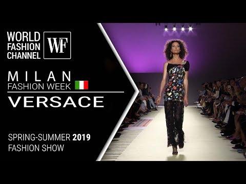 VERSACE | SPRING-SUMMER 2019 MILAN FASHION WEEK
