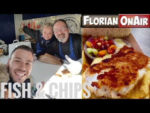 Mon MEILLEUR FISH and CHIPS à PARIS - VLOG #572