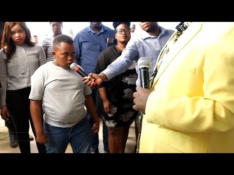 satan POSSESSED AN 11 YEAR OLD BOY ll Prophecy and Deliverance with Apostle JB Makananisa