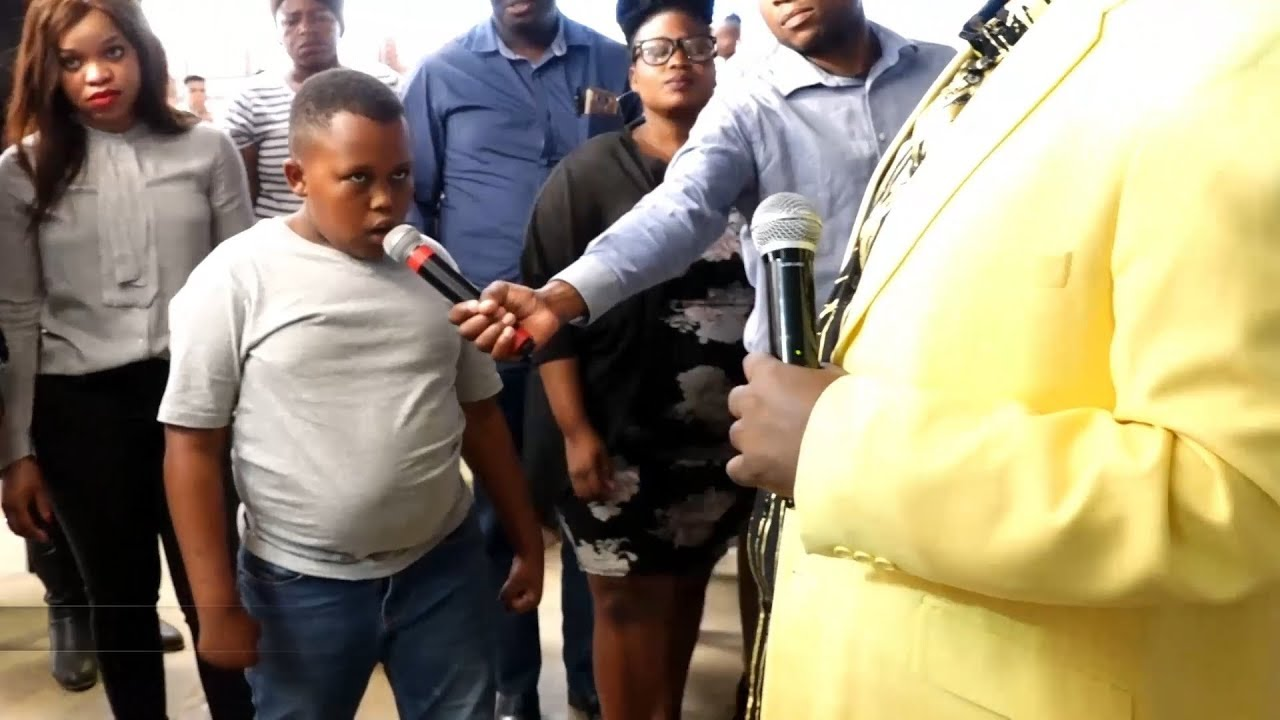 Download satan POSSESSED AN 11 YEAR OLD BOY ll Prophecy and Deliverance with Apostle JB Makananisa