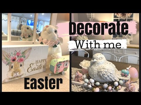 decorate-with-me-|-easter-2020