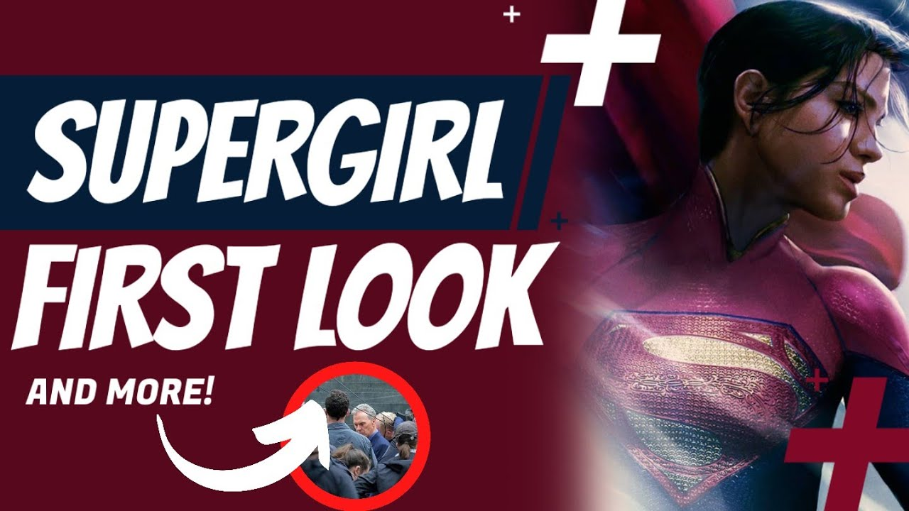 Sasha Calle Flies as Supergirl in Footage from London (Updated ...