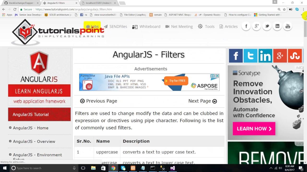Java spring tutorial pdf choice image any tutorial examples angularjs tutorial pdf images any tutorial examples angularjs tutorial pdf gallery any tutorial examples leapfrog academy baditri Choice Image