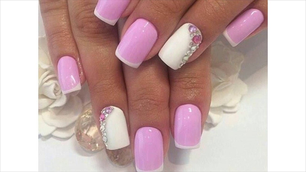 Acrylic Nails Extension | Best Nail Designs 2018