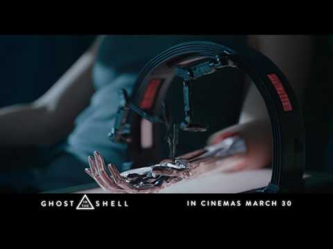 Ghost In The Shell | See Anything | Buy it now on digital| Paramount Pictures UK