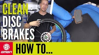 How To Clean Your Disc Brakes | Mountain Bike Maintenance