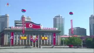 North Korea Military Parade September 9, 2018