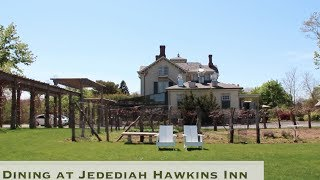 Farm-to-Table Dining at Jedediah Hawkins Inn