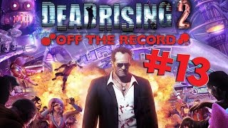 Ваша посылка доставлена! Босс: почтальон ● Dead Rising 2: Off The Record #13
