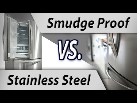 The Difference Between Normal Stainless Liances And Smudge Proof