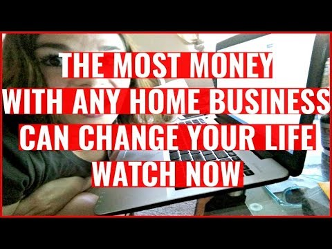 Best Home Business Income Opportunities 2018 - Passive Income Streams Online $5000 A Month
