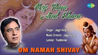 Om Namah Shivay | Hindi Devotional Song | Jagjit Singh