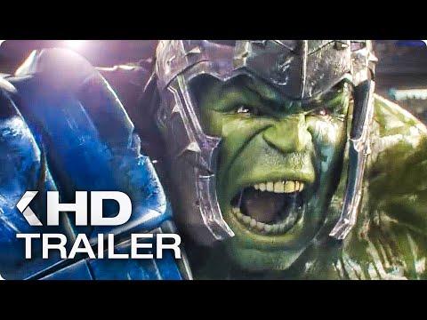 THOR 3: Ragnarok ALL Trailer & Clips (2017)