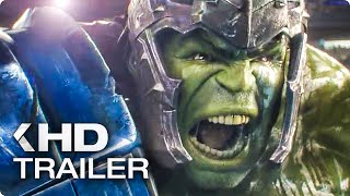 THOR 3: Ragnarok ALL Trailer & Clips (2017)