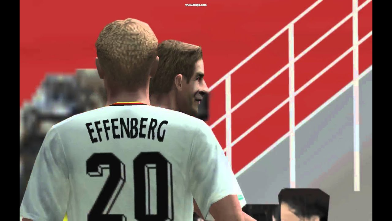 b9f622423db Deluxe series PES 6 World cup USA 94 opening GERMANY BOLIVIA - YouTube