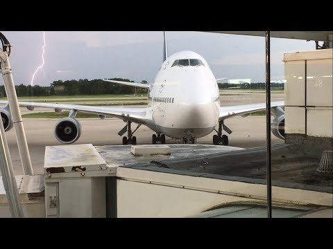 Spotting at Orlando International Airport (MCO)