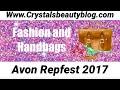 Avon fall fashion appeal handbags and shoes #avonfallfashion