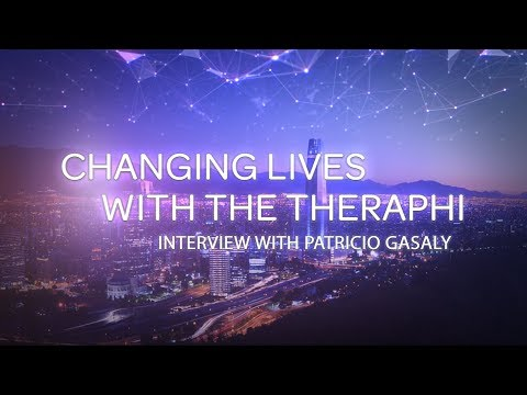 Changing lives with The Theraphi - Interview with Patricio Gasaly