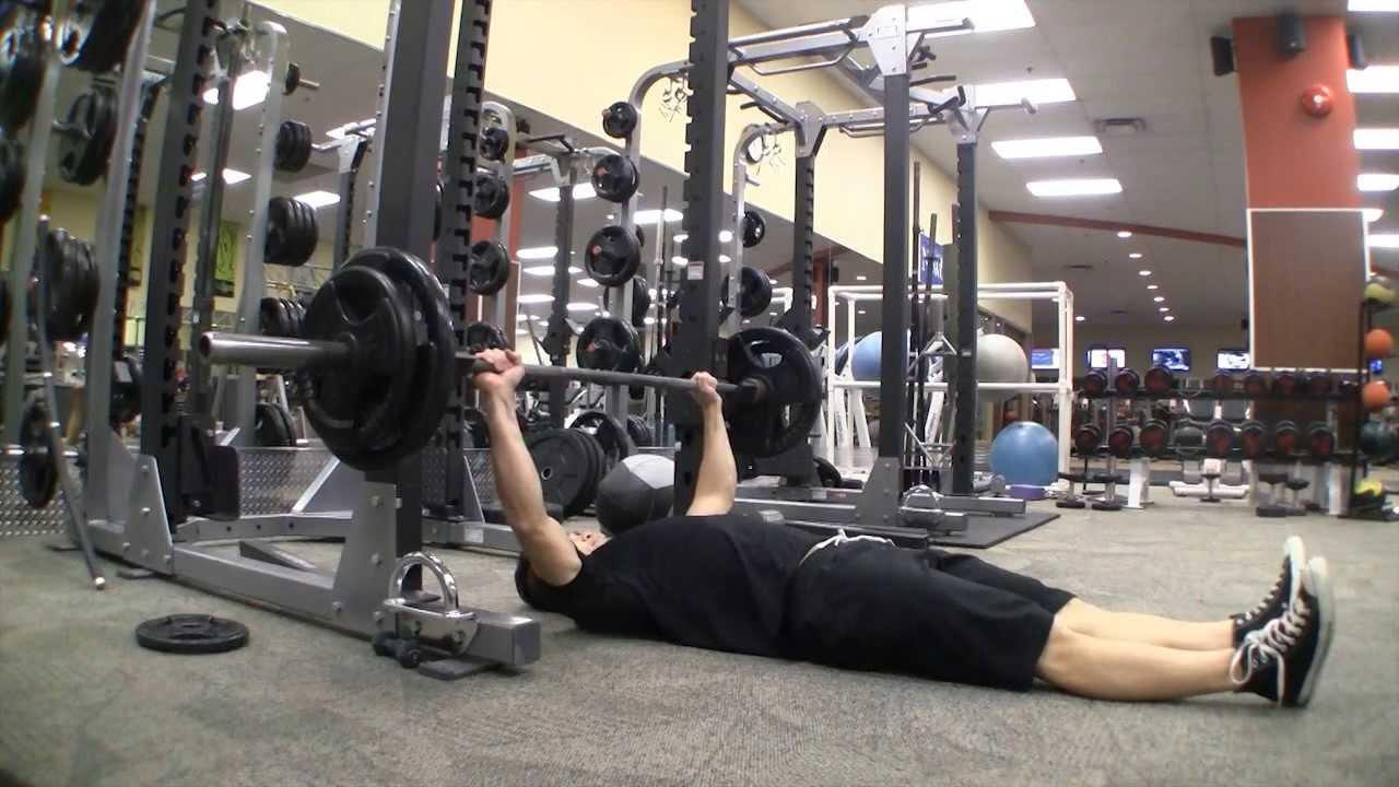 Floor Press Benefits