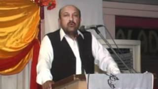 Nawaz Khan Naji Speech on