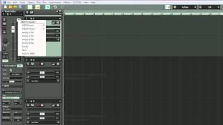 Samplitude Pro X: New MIDI Object in Range