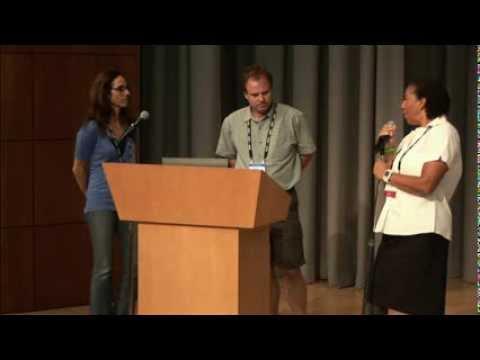 Marine Geology and Geophysics Breakout Session -- 2012 Esri Oceans Summit