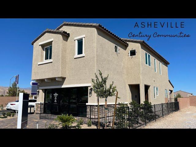 Asheville by Century Communities | New Homes For Sale Southwest Las Vegas, $404k+, 1,863sf, 3-4Bd