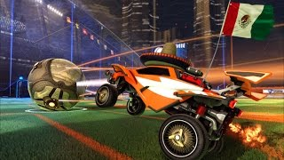 Rocket League: i 3 Amigos... Surry e St3pny