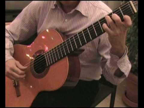 odeon ernesto nazareth per chitarra guitar viol o youtube. Black Bedroom Furniture Sets. Home Design Ideas