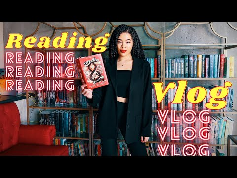 LOVE & WITCHES and SURPRISE BOOK HAUL! || Reading-Vlog