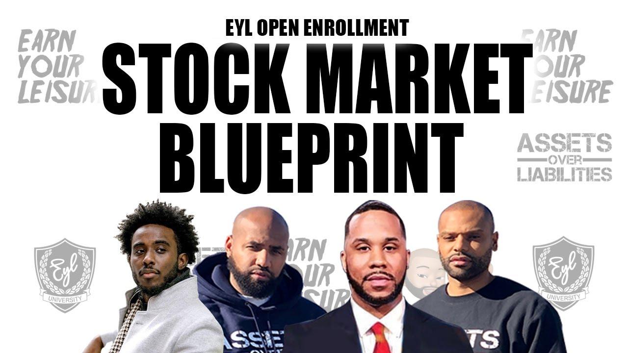 Download Stock Market Blueprint with Ian Dunlap & Francis Kway