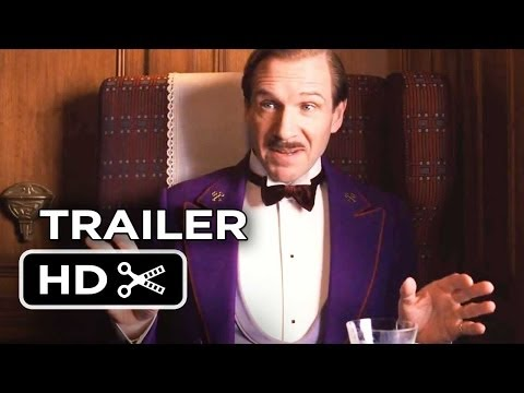 The Grand Budapest Hotel Official Trailer #2 (2014) - Wes Anderson Movie HD streaming vf
