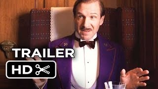 The Grand Budapest Hotel Official Trailer #2 (2014) - Wes Anderson Movie HD