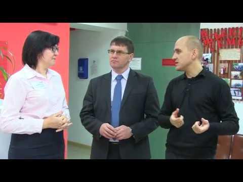 Депутат обл. Думы Рогозин с рабочей поездкой побывал в МФЦ
